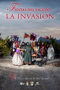 José María Cámara Salmerón, autor del cartel de las Fiestas del Escudo «La Invasión» 2018