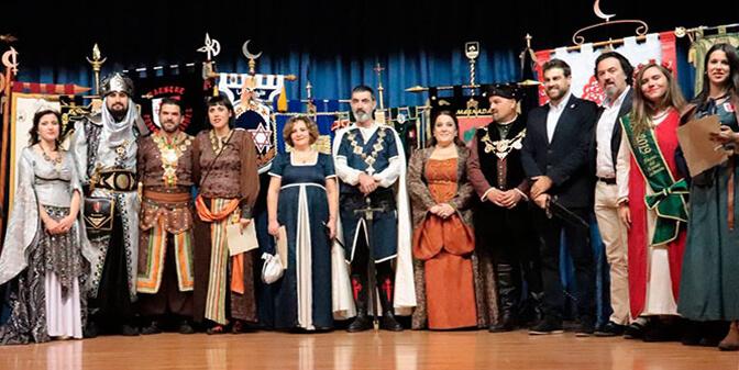 Cargos de las Fiestas del Escudo 2019